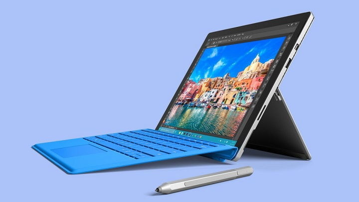 Rezz Tech Gift Ideas for 2018 Christmas Surface Pro.